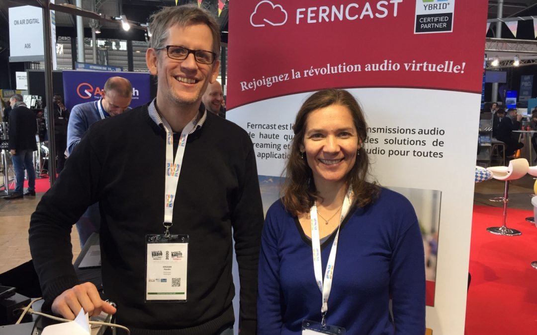 Ferncast is revolutionizing the broadcast industry with its advanced virtualization solutions