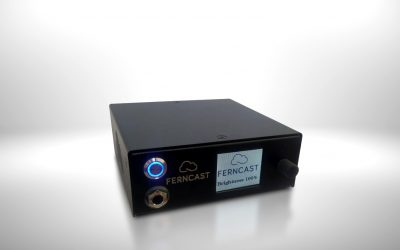 Ferncast announced the launch of fernBerrie in Europe, an audio codec which combines small size and high performance.