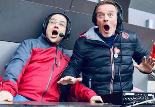 Customer Story - Ferncast has developed customized audio management solutions to meet the requirements of German football club 1. FSV Mainz 05